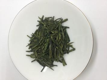 西湖龍井茶の茶葉