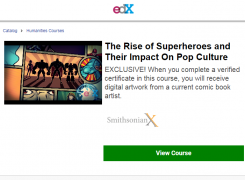 The Rise of Superheroes and Their Impact On Pop Culture _ edX (2)