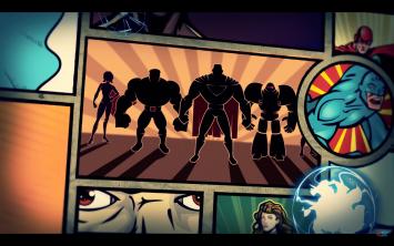 「スーパーヒーローの興隆とそのポップ・カルチャーへの影響」