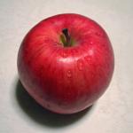 りんごとアニサキス