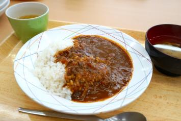 カレーライス(300円)