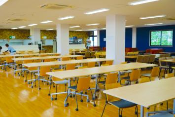 牧野キャンパス学生食堂