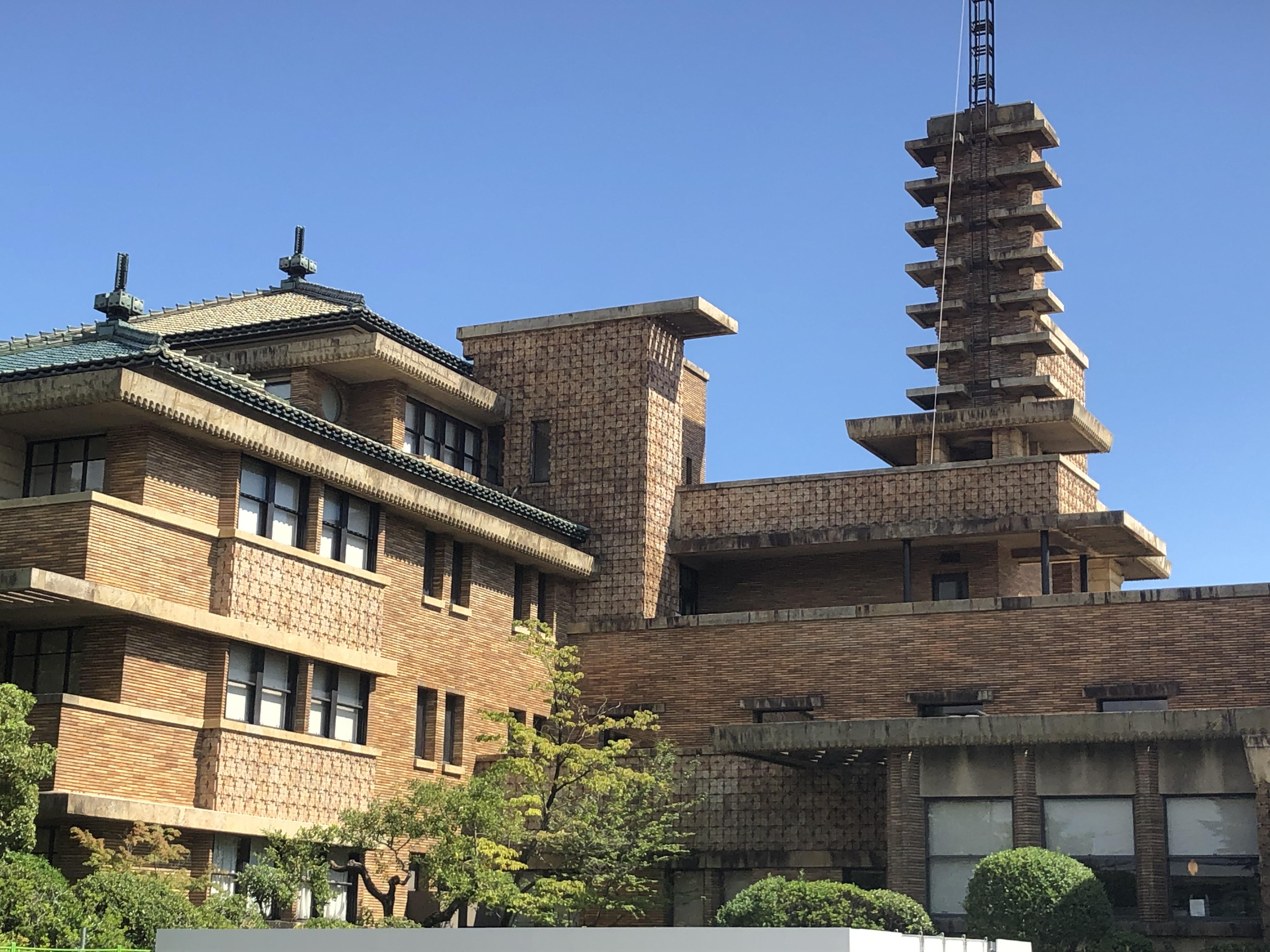 会場の武庫川女子大学甲子園会館