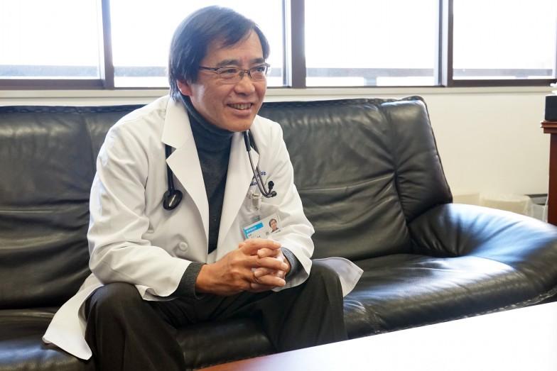 SDMの重要性を語る木村先生。