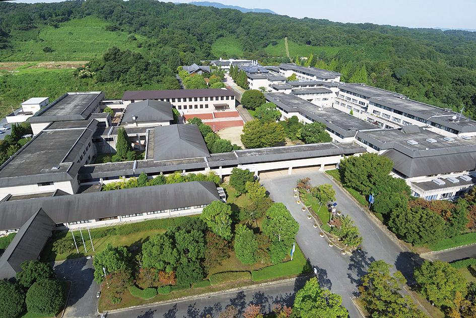 農学メインキャンパス
