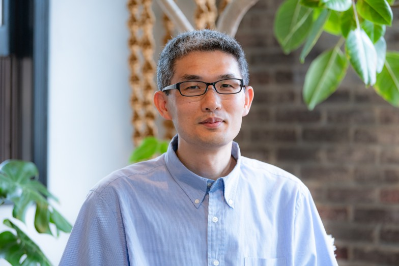 信州大学繊維学部教授、感性工学者の吉田宏昭さん