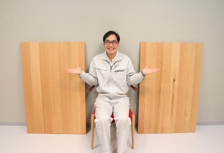 岐阜県生活技術研究所主任研究員の山口穂高さん。学部4年生以降、修士、博士と吉田研究室に所属していた