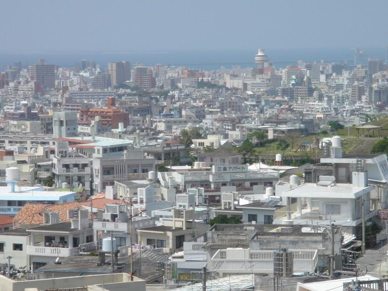 那覇市内の景観1