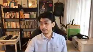 「青学TV」ディレクターの小沢和史さん