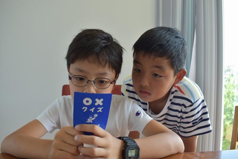 子どもたちが興味を持ちながら読んでいたのが印象的!