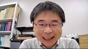 近畿大学理工学総合研究所の須藤篤教授
